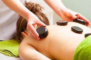 Massage enschede - hot stone