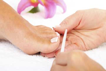 Pedicure enschede - gelnagel behandeling