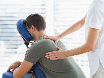 Massage enschede Stoelmassage