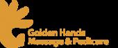 Pedicure Enschede Golden Hands logo